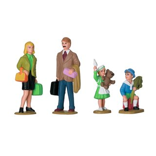 Figuren-Set Familie